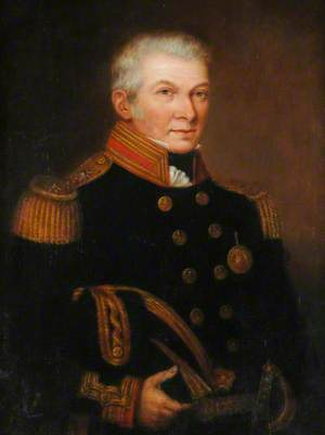 Vice Admiral Page