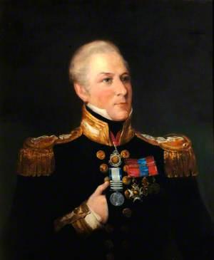 Captain William Henderson