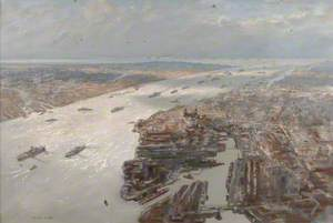 Liverpool, Nerve Centre for the Battle of the Atlantic