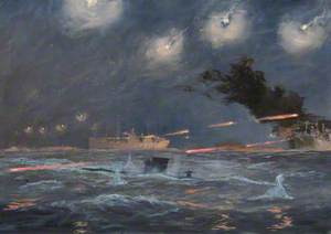 The 1943 Climax of the Atlantic Convoy War No. 2