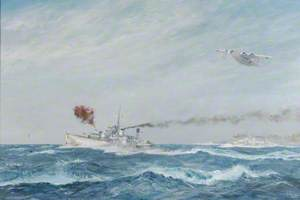 Biscay Anti U-Boat Patrol