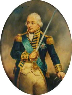 Admiral Earl St Vincent