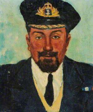 Captain C. Maud, DSO, DSC