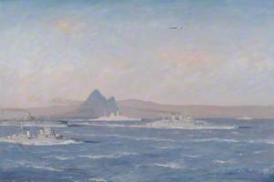 Gibraltar-Based Force H