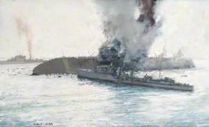 The Loss of HMS 'Eagle'