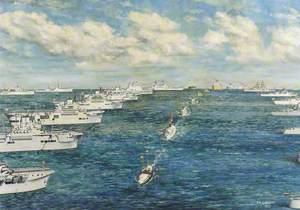 Coronation Fleet Review, 1953