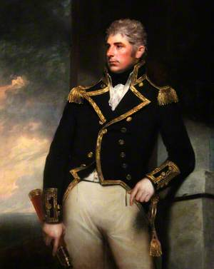 Admiral Sir Harry Burrard-Neale (1765–1840), 2nd Bt