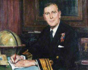 Vice Admiral Sir Geoffrey Barnard (1902–1974)