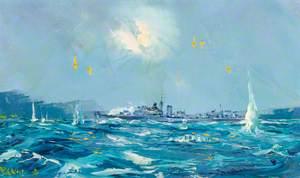 HMS 'Albrighton'