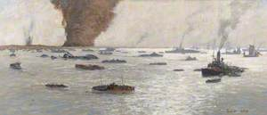Dunkirk Operation 'Dynamo', 26 May–4 June 1940