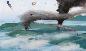 Carrier Aircraft Attack, Sabang, 19 April 1944