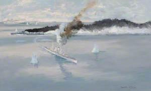 Battle of the Java Sea, 27 February 1942