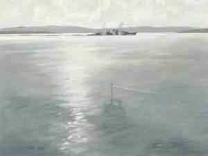 HMS 'Submarine Trenchant' Sinks the Cruiser 'Ashigara', 8 June 1945