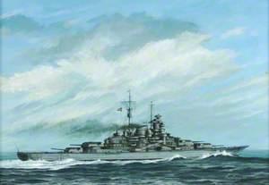 'Bismarck' in the Denmark Strait