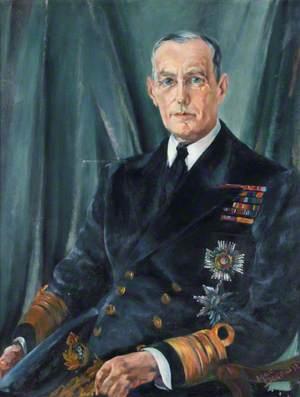 Admiral Sir John Edelsten