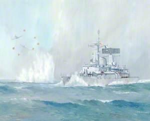 HMS 'Argonaut'