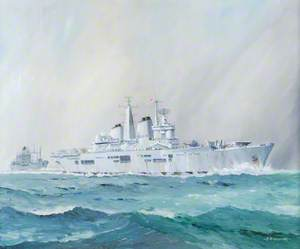 HMS 'Invincible'