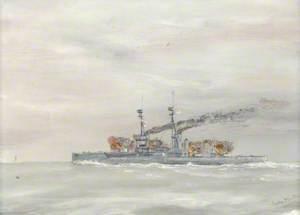 HMS 'Bellerophon'