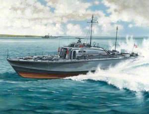 HMS 'Sabre'