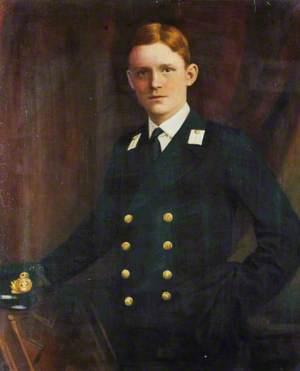 Midshipman Arthur Vladimir Wevill