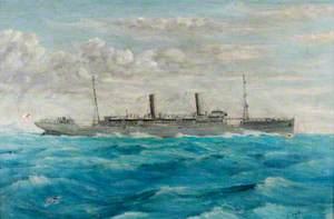 HMS 'Armadale Castle'