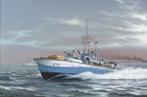 Motor Torpedo Boat '475'