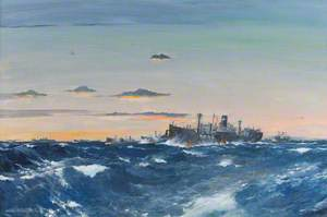 Western Approaches during the Battle of the Atlantic