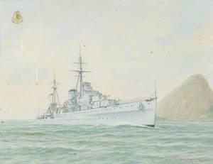 HMS 'Ajax'