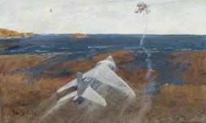 A Sea Harrier