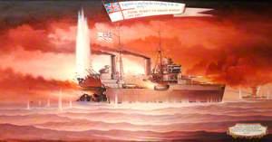 HMS 'Edinburgh'
