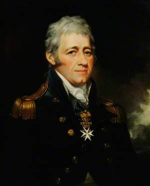 Rear Admiral Sir Home Popham (1762–1820)