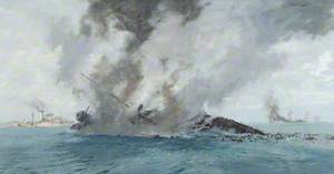 Torpedo Planes Sink 'Repulse' and 'Prince of Wales', 10 December 1941