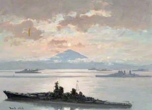 Japanese Surrender, Tokyo Bay