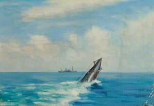 Sinking of 'U98'