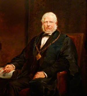 Alderman William Gue (1800–1877)