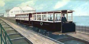 Ryde Pier Tram, c.1920