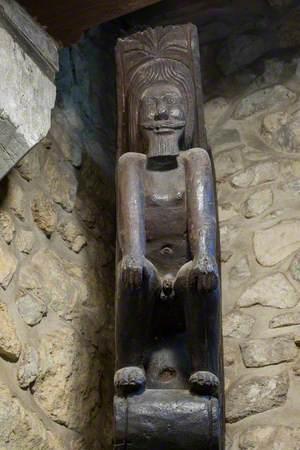 Carved Figure*