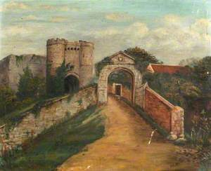 Gateway and Gatehouse of Carisbrooke Castle