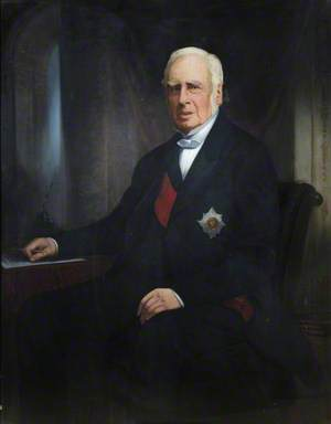 Viscount Eversley, First President of the Royal National Hospital at Ventnor