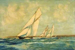 A Yacht Race