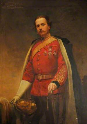 Lieutenant General the Honourable Somerset J. Gough-Calthorpe