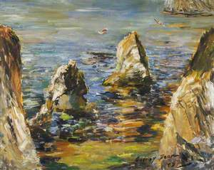 Arch Rock, Freshwater