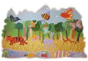 Jungle Scene 1