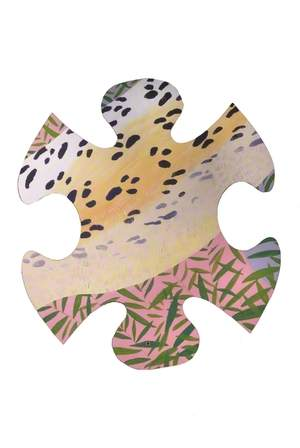 Jungle Jigsaw: Cheetah Body