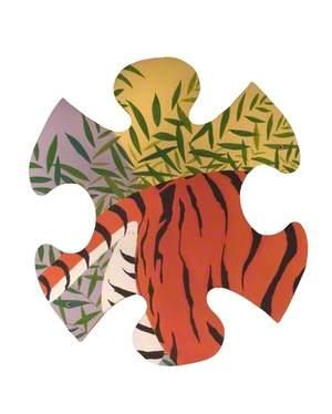 Jungle Jigsaw: Tiger Tail