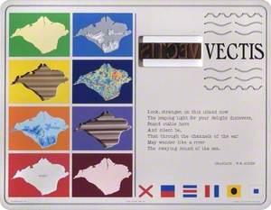 Holiday Postcard Series 5: Vectis