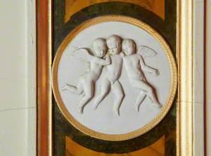 Three Winged Putti