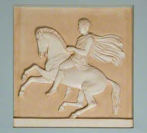 Man on Horseback*