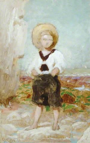 Boy in Sailor's Costume