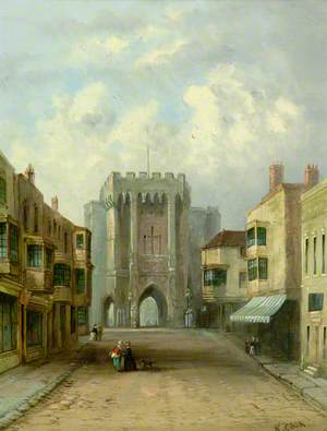 High Street and Bargate, Southampton